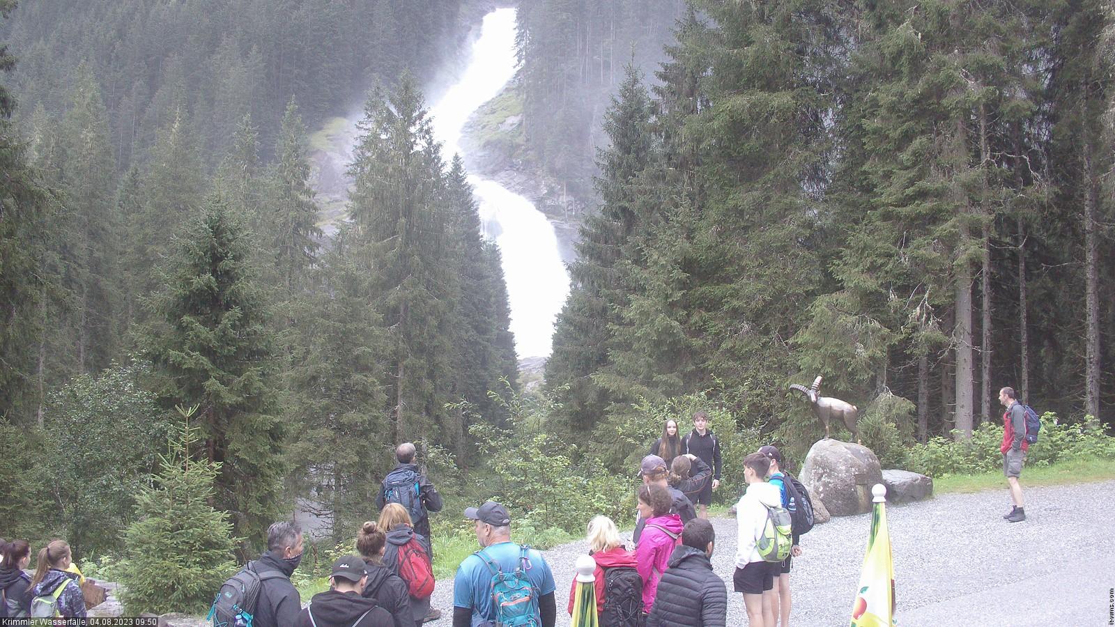 Webcam Thumpnail - Krimmler Wasserfälle